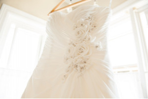 4 steps tell you how to choose a wedding dress